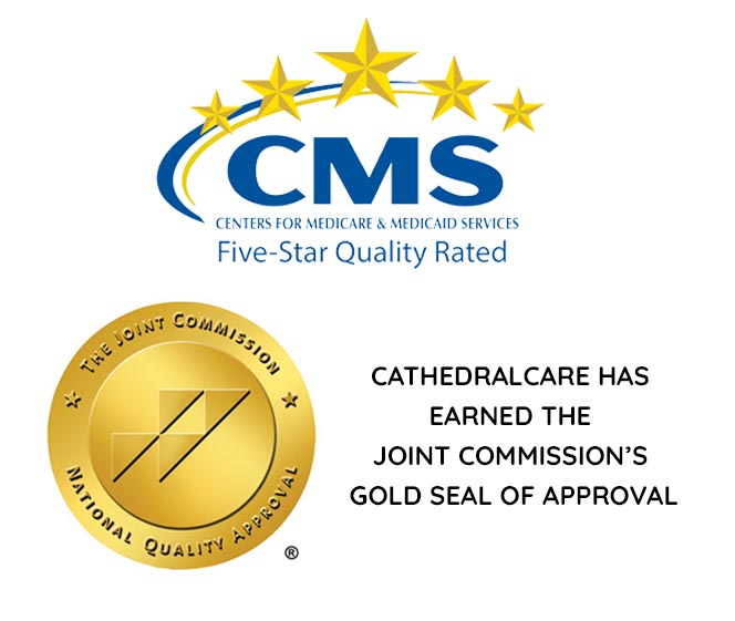 cathedral care 5 star medicare rating
